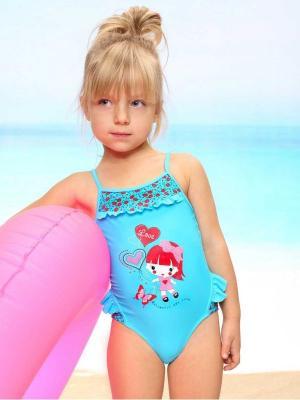 Детский купальник  от a до я 135